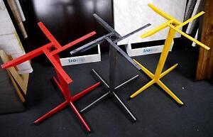 New Metal Bar Restaurant Cafe Dining Table Bases Pedestal Frame Melbourne CBD Melbourne City Preview