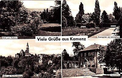 Kamenz  , DDR , Ansichtskarte, gelaufen