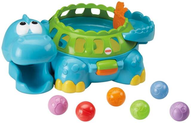 Fisher Price Poppity Pop Musical Dino Toys Indoor