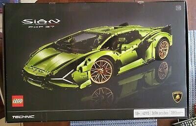 Lego 42115 -Lego Technic Lamborghini Sián FKP 37