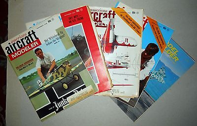 R  C  Modeler Magazine  Model Airplane News And American Aircraft Modeler   1969