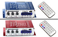 2ch 200w Potenza Hifi Stereo Amplificatore Amp Per Ipod Auto Casa Pc Mp3 Fm -  - ebay.it
