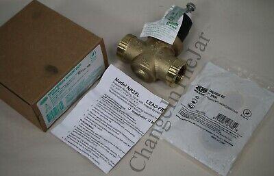 Zurn Wilkins 1-nr3xlr 1 In. Brass Water Pressure Reducing Valve - Brand New