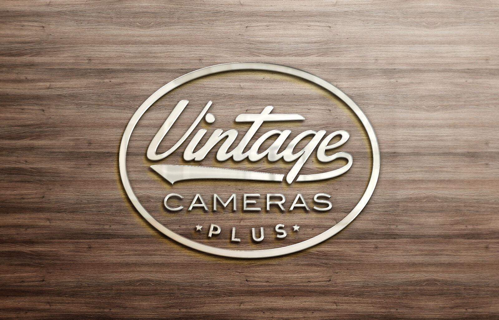Vintage Cameras Plus