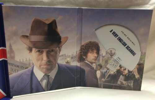 A Very English Scandal DVD FYC Emmy AMAZON COMPLETE LIMITED SERIES Hugh Grant