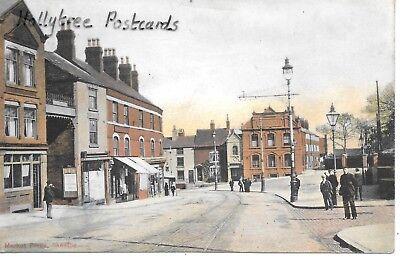 1905 Ilkeston Market Place Derbyshire