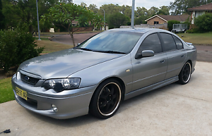 Ford Xr6 Turbo Ashtonfield Maitland Area Preview
