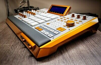 Akai MPC X Akai MPC Renaissance Billet Jog Data Wheel Custom