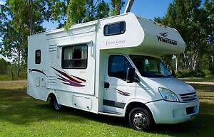 Winnebago Leisure Seeker Motorhome. Black River Townsville Surrounds Preview
