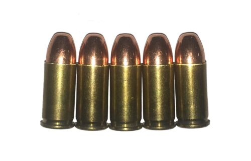 32 ACP Snap Caps 7.65 Browning WWI WWII 7.65x17SR Short .32 Auto Dummy Rounds