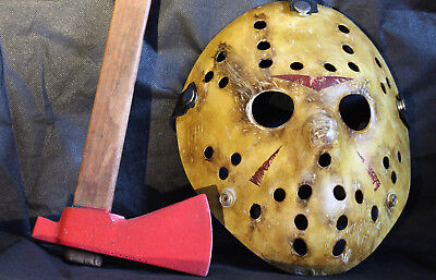 Friday the 13th - 2009 Remake. Jason Voorhees mask replica.