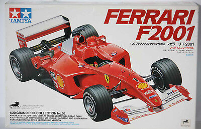 Tamiya F1 Ferrari F2001 1/20 20052