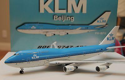 Inflight 200 KLM B747-400 Royal Dutch Airlines PH-BFU for sale  Glendale