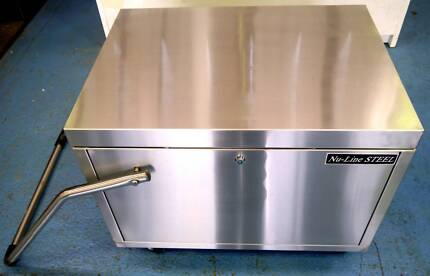 New Stainless Steel Tool Box Mobile Shed Trolley Tools Storage