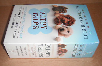 Puppy Tales: A Dog's Purpose Boxed Set by W. Bruce Cameron Hardcover