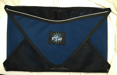 Eagle Creek Travel Gear Shirt Carrier Blue 10x15 inches with card