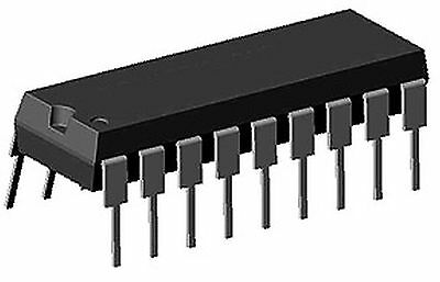 Fairchild 74195pc Shift Register 16-pin Dip New Lot Quantity-5