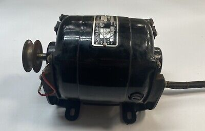 Used Bodine 140th Hp Motor Type Nsh-33 Continuous Duty 115v .45amp 1125 Rpm