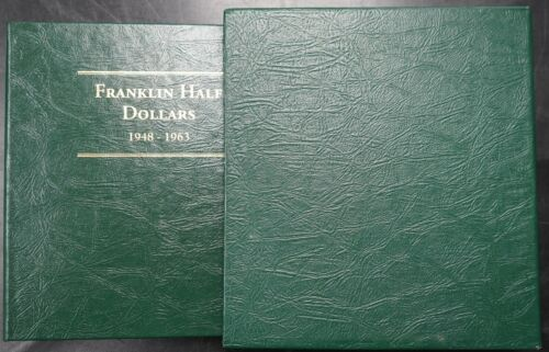 1916-1947 Littleton Coin Album for Walking Liberty Half Dollars