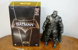 Hot Toys 1/6 Scale Armored Batman Collectable Figure, Black Chrome Nerang Gold Coast West Preview