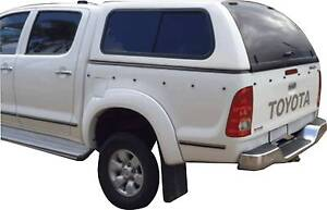 TOYOTA HILUX DUALCAB CANOPY 2005 to 2014 WHITE - NEW Carlisle Victoria Park Area Preview