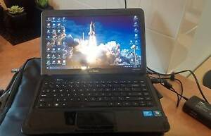 HP-COMPAQ Laptop Windows 10 64bit+6GB RAM + 500GB HDD+Dell Bag Keilor Downs Brimbank Area Preview