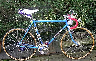 Frejus road bike late 50s renovated Simplex Milremo Mafac Constrictor Zeus *