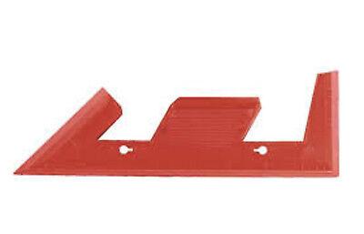 Saubere Kante (Anstreichlineal saubere Kante 40cm winkel 45° und 90° Farbtrennung)