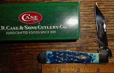 CASE XX USA CHEETAH CUB 5 DOT 2005 611 1/2L POCKET KNIFE WITH BOX