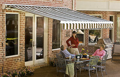 Awntech 20' DESTIN Motor Retractable Awning Awntech Retractable Awnings