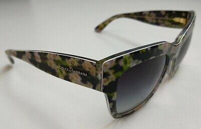 Dolce & Gabbana Almond Flowers Collection DG4231 Women's Sunglasses 54/19 (Dolce Gabbana Sunglasses Flower)