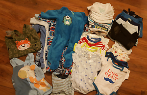 Size 000 boys clothes bundle 35 items Adelaide CBD Adelaide City Preview