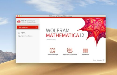 Wolfram Mathematica Edition 12 Activation code for Win/Linux/Mac Fast Ship 🚀