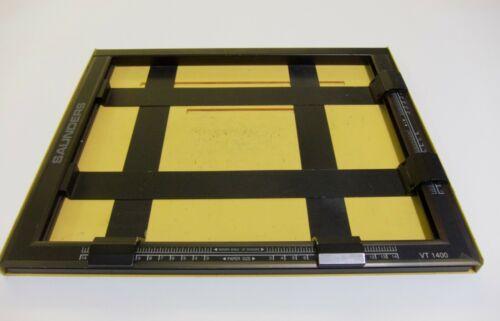 Saunders VT1400 Darkroom Easel 11x14