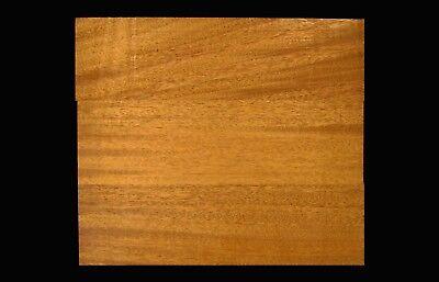 Guitar body blank, Solid Mahogany, 13