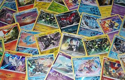 LEGENDARY Pokemon 10 Card Lot GUARANTEED HOLO & REVERSE RARES 100% OFFICIAL TCG