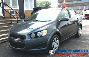 Chevrolet Sonic Berline LT automatique
