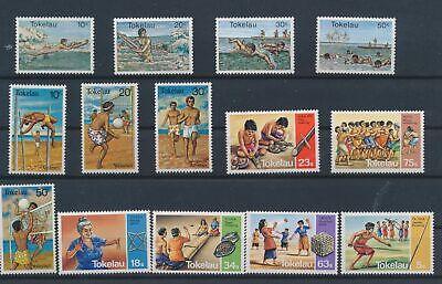 LO15809 Tokelau sports handicrafts fine lot MNH
