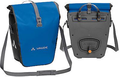 vaude Aqua Back SINGLE Radtasche blue - eine Gepäckträgertasche