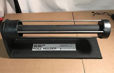 Gerber Roll Holder Gsp Holds 15 Vinyl Plotter Cutter Gerber Edge Printer Fx