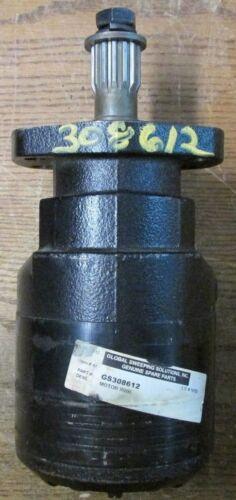 UNUSED NOS Global Sweeping Solutions GS308612 Sweeper Elevator Motor