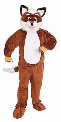 Fox Mascot Plush Animal Parade Party Play Fancy Dress Up Halloween Adult - Halloween Dress Up Parade