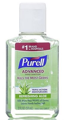 Purell Hand Sanitizer with Aloe 2 oz