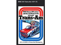 """22/""""x28/"""" 3 BRE Champions poster sold by Peter Brock BRE"""