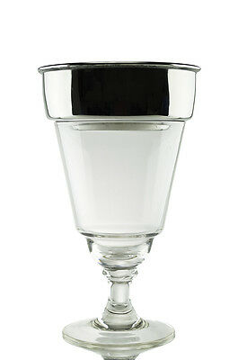 ABSINTHE BROUILLEUR COUPE (DRIPPER) WITH 1 HOLE, LARGE for sale  Shipping to Canada