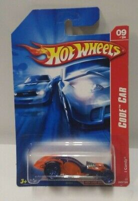 2007 Hot Wheels Code Car I Candy 93 for sale  Purcell