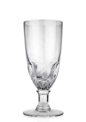 TORSADE ABSINTHE GLASS & 10 SUGAR CUBES