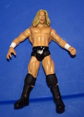 WWE WWF Wrestling Figure : Jakks 1999 : HHH