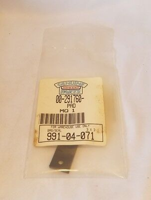 Hobart Pad Clip For 5700 Meat Saw Baffle Assy Qty 1 Nos Oem 00-291760