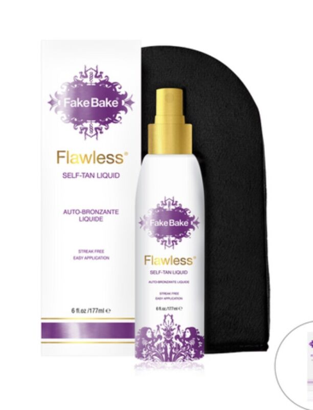 FakeBake Flawless Self-Tan Kit *BEST ON MARKET* FAST  FREE SHIPPING!